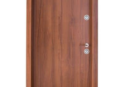 "Българска входна врата модел Doormex в цвят ""Орех"""