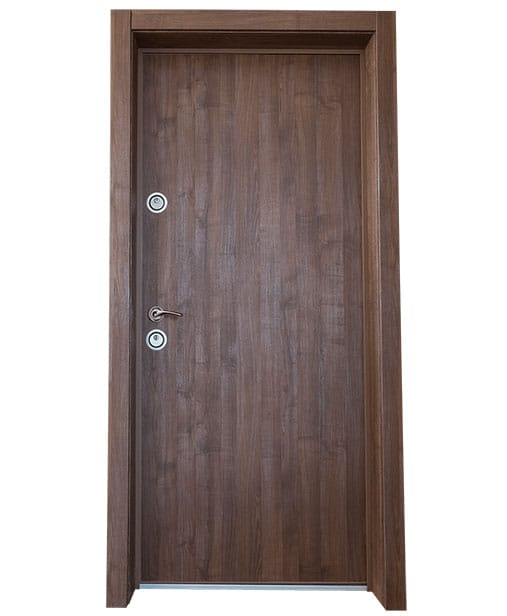 """Българска входна врата модел Doormex  в цвят """"Памплона"""""""