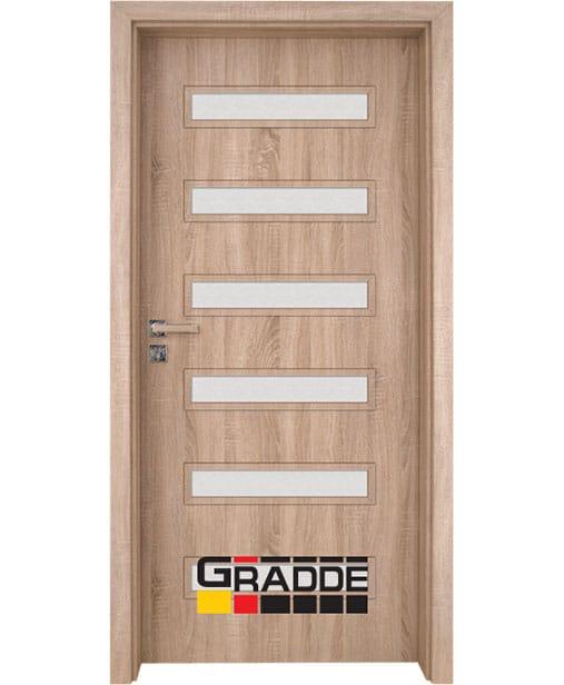 Gradde Schwerin Glas – цвят Дъб Вераде